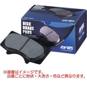 ADVICS(アドヴィックス)/ブレーキパッド フロント SN946/キャリィ/エブリィ/スクラム|parts-conveni