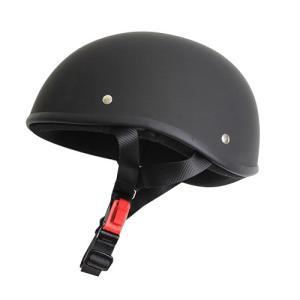 ハーフタイプ ダックテールヘルメット マットブラック モトボワットBB マットブラック 1個 parts-department