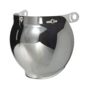 取寄 MUST MOUSSE NOVIA用 MUSTスペアシールド シルバーミラー リード工業(LEAD) シルバーミラー 1個 parts-department