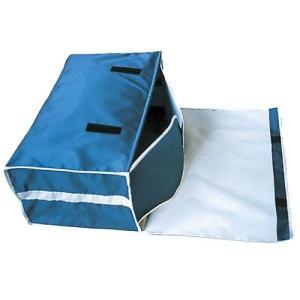取寄 1702 セーフティーカバンカバー 紺 MARUTO ブルー 1枚