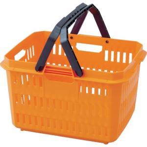 取寄 HPB-37-OR ハードプロバスケット オレンジ アイリスオーヤマ オレンジ 1個