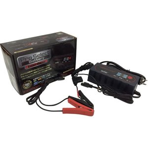 12V鉛バッテリー専用の充電器です。VRLA、AGM、GELなど様々なバッテリーに対応!極寒冷地時充...