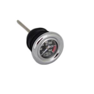 摂氏オイルゲージ 油温計 スポーツスター エボソフテイル 黒 pdbshs 40-0361|parts-depot