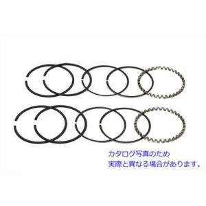 V-TWIN 品番 11-0113 1000cc Piston Ring Set .040 Over...