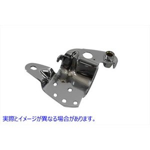 15%OFF〜【取寄せ】Chrome Shifter Bracket  V-TWIN 品番 21-2061 Chrome Shifter Bracket (参考品番:33630-9|parts-depot