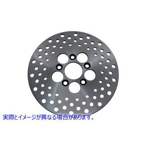 V-TWIN 品番 23-0315 10  Drilled Front or Rear Brake ...