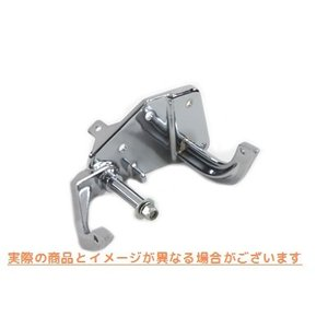 14%OFF〜【取寄せ】Brake Pedal Mount Plate Chrome  V-TWIN 品番 23-9246 Brake Pedal Mount Plate Chro|parts-depot