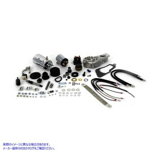 【米国取寄せ】Hitachi Chrome Electric Starter Kit  V-TWIN...