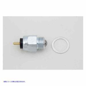 【米国取寄せ】Indicator Neutral Switch Chrome Volt Tech V-TWIN 品番 32-1090 Indicator Neutral Switch Zinc (参考品番:33900-99 )  Vツイン parts-depot