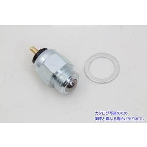 【米国取寄せ】Indicator Neutral Switch Chrome Volt Tech V-TWIN 品番 32-1090 Indicator Neutral Switch Zinc (参考品番:33900-99 )  Vツイン parts-depot 02