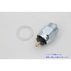 【米国取寄せ】Indicator Neutral Switch Chrome Volt Tech V-TWIN 品番 32-1090 Indicator Neutral Switch Zinc (参考品番:33900-99 )  Vツイン parts-depot 03
