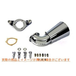 【米国取寄せ】Air Cleaner Kit Wind Funnel Style  V-TWIN 品...