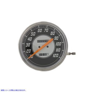 【米国取寄せ】Replica 2:1 Speedometer with Orange Needle ...