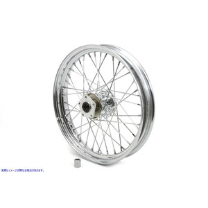 "【米国取寄せ】19"" Replica Front Spoke Wheel V-Twin V-TWIN..."