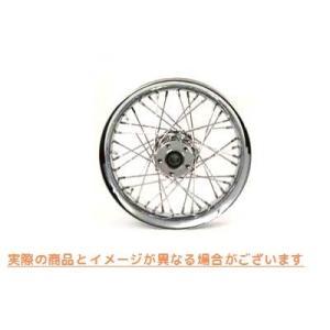 米国取寄せ Spoke】16 3.00 Rear Spoke Wheel Wheel V TWIN 品番