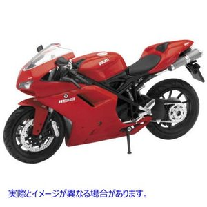 NEW RAY TOYS 品番:57143A DUCATI 1198 RED (COLOR-RED)...