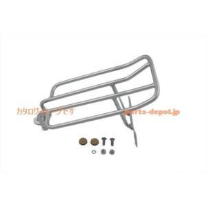 ラゲッジラッククローム ソフテイル1986-2005 V-TWIN 50-1020 Luggage Rack Chrome|parts-depot