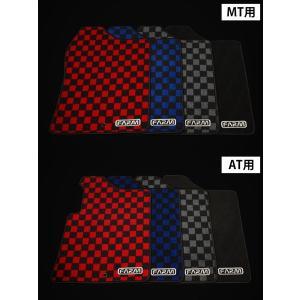 JB23 フロアマット AT/MT対応 選べる四色 parts-farm2