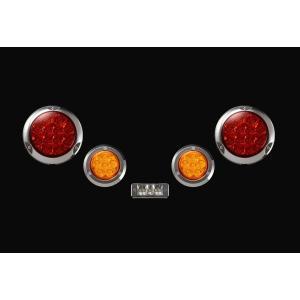 ジムニーに汎用 煌LEDテールキット[L]+ハイフラ防止リレー parts-farm2