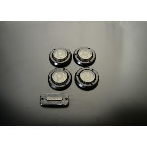 汎用 LEDテールキット[S]スモーク・ブラックリング+ハイフラ防止リレー parts-farm2