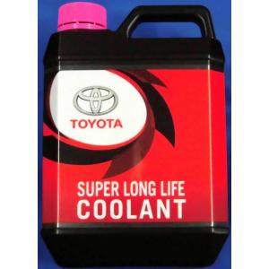 トヨタ純正 ス−パ−LLC 2Lボトル 08889−01005|parts-ranger