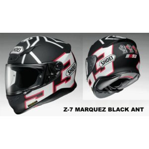 SHOEI Z-7 MARQUEZ BLACK ANT 発送指定(代金引換発送のみ)
