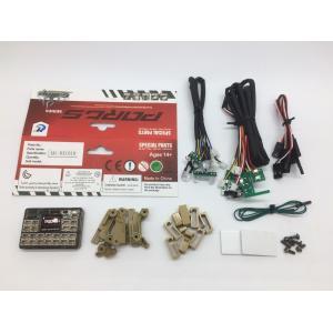 HG純正 RX1018(P408) HUMVEE用 LEDライトユニットAssy (TAN/GREEN)|parts758