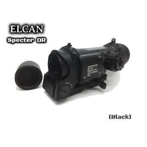 ELCAN SpecterDR ドット付きスコープ Black 1ー4倍 サバゲー M4 AK スカー エルカン|parts758