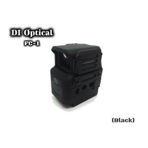 DI Optical FC1 Redドットサイト Black 1倍 サバゲー M4 AK スカー ダットサイト ホロサイト|parts758