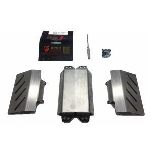 HG P602用 ステンレス スキッドプレート|parts758