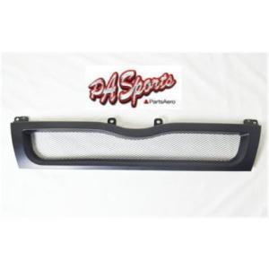 ハイエース200系3型標準メッシュグリルブラック 黒 塗装 メッシュ partsaero