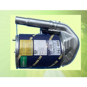 サンバーバンEBD-TV1 (2WD)EBD-TV2 (4WD) 車触媒付マフラー  ■ HST029-75C|partsaero