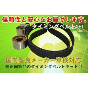 新品 タイミングベルトセット■トゥデイ JA4 JA5 partsaero