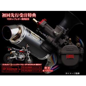 ヨシムラ モンキー用 YD-MJN28キャブレターSET+レーシングサイクロンGP-MAGNUM(SS)限定SET 150-Y28-5U50 partsbox5