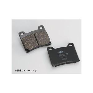 【○在庫あり→9月25日出荷】キタコ  CBR250R用 SBS リア用ブレーキパッド 881HF(ストリート) 777-0881000|partsbox5