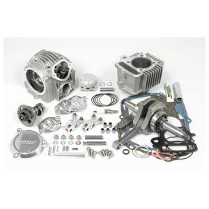 武川 スーパーヘッド4V+Rボア&ストロークアップキット106cc(2点支持クランク/Hシリンダー)   12Vモンキー・ゴリラ  SP01-06-0036 partsbox5