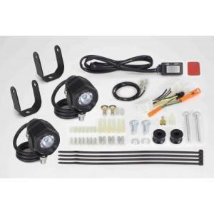 タケガワ LEDフォグランプキット(2個入) ヘッドライトステー装着用  CT125  SP05-08-0503 partsbox5