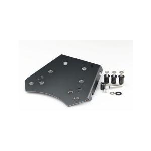 【○在庫あり→9月25日出荷】キジマ CRF1000L Africa Twin  リアキャリアBOXベース 210-267|partsboxpm
