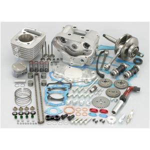 キタコ 145cc DOHC ボアアップキット   エイプ100/エイプ100-タイプD/XR100モタード/XR100R/CRF100F 215-1413910 【送料無料】(北海道・沖縄除く)|partsboxpm