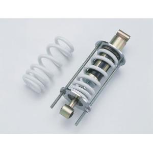 【○在庫あり→10月23日出荷】POSH TW200/225 -07用 強化リアショックスプリング P023081-10 partsboxpm