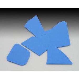【○在庫あり→9月25日出荷】キタコ(KITACO) Dunk(ダンク)用 ポケットクッション[ブルー] 006-1157100|partsboxsj