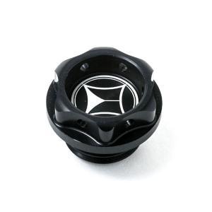 【お取寄せ】モリワキ OIL FILLER CAP M20 CROWN  BLACK  01561-211K2-B0|partsboxsj