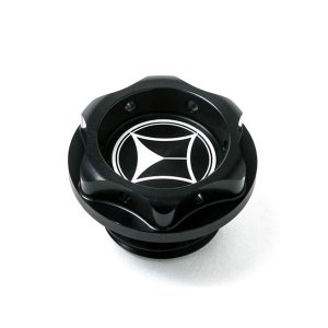 【お取寄せ】モリワキ OIL FILLER CAP M24 CROWN BLACK  01561-211M0-B0|partsboxsj