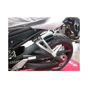 【○在庫あり→9月27日出荷】キジマ FZ-1/FZ-1 FAZER 06-08用 ヘルメットホルダーセット (ヘルメットロック) 303-1515|partsboxsj