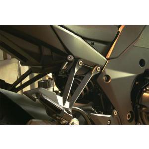【○在庫あり→9月27日出荷】キジマ Z1000/Ninja1000用 ヘルメットロック ブラック 右用 303-1520R|partsboxsj