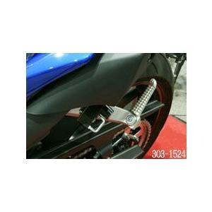 【○在庫あり→9月27日出荷】キジマ YZF-R1('09-'11)用 ヘルメットロック 303-1524|partsboxsj