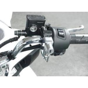 【○在庫あり→9月27日出荷】キジマ PCX用 ヘルメットロック 303-1530|partsboxsj