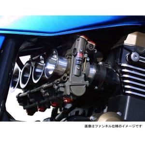 【お取寄せ】ヨシムラ ZRX1100/1200用 MIKUNI TMR-MJN38キャブレター/DUAL STACK FUNNEL仕様 768-297-3002 【送料無料】(北海道・沖縄除く) partsboxsj
