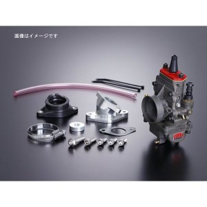 ヨシムラ エイプ100用 MIKUNI TM-MJN26キャブレターKIT 770-406-1000|partsboxsj