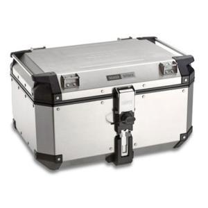 【お取寄せ】デイトナ GIVI TREKKER OUTBACK OBK58AD アルミモノキートップケース 58L 91473 【送料無料】(北海道・沖縄除く)|partsboxsj